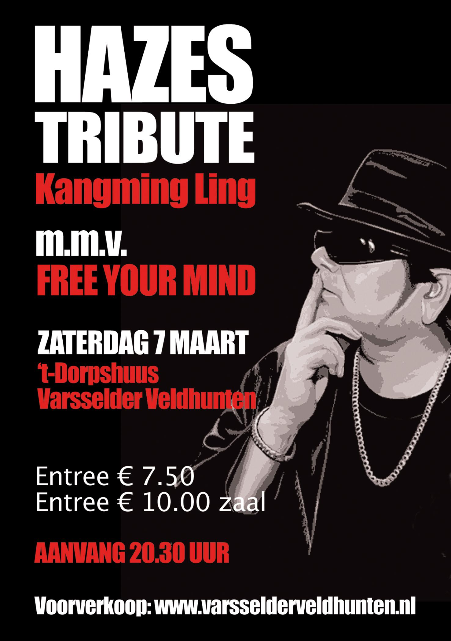 Hazes Tribute